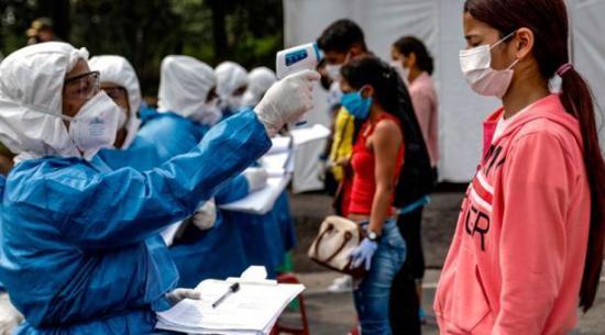 Venezolanos en Colombia, atrapados entre el coronavirus y la burocracia