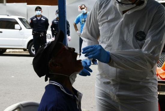 Panamá acumula 165 muertes por el COVID-19 y 5.779 contagios de la enfermedad