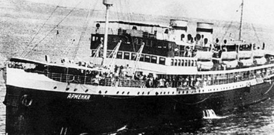 Encuentran en el mar Negro el ''Titanic'' soviético hundido en 1941