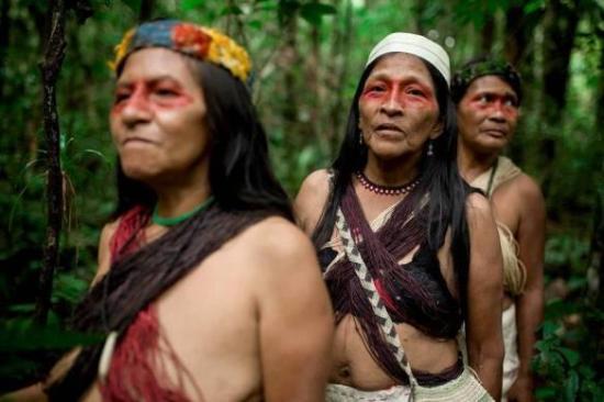 Piden mantener aislamiento en la Amazonía para proteger a indígenas del Covid-19