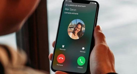 Las llamadas y videollamadas de WhatsApp ya admiten 8 participantes