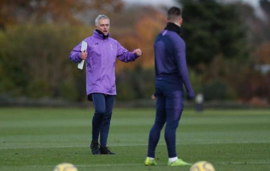El Tottenham vuelve a los entrenamientos de manera individual
