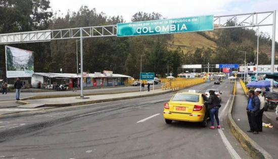 Ecuador pide a Bogotá entrada para sus transportistas o aplicará reciprocidad