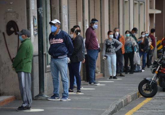 Ecuador registra 24.258 casos y 871 fallecidos confirmados por Covid-19