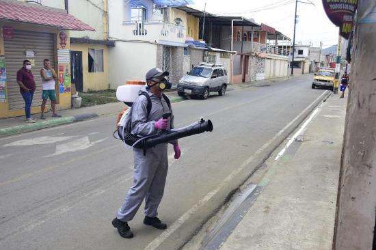 Alcaldes manabitas exigen cifras reales de contagios de Covid-19
