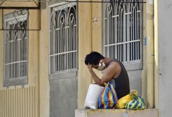 Cifra de muertos por Covid-19 sube a 900 en Ecuador, con 24.934 contagiados