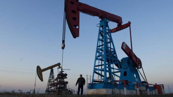 El petróleo de Texas cierra con una subida del 4,99 % y rompe racha negativa