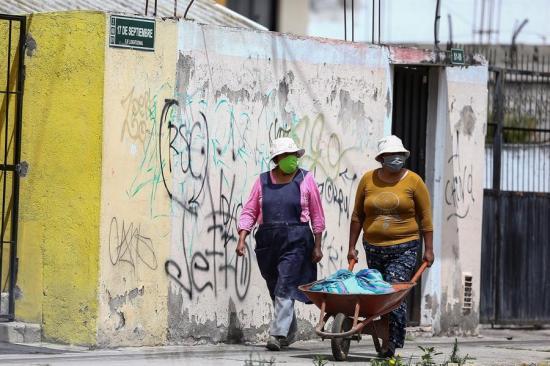 Presidente Moreno asegura que velocidad de expansión del Covid-19 se redujo en Ecuador