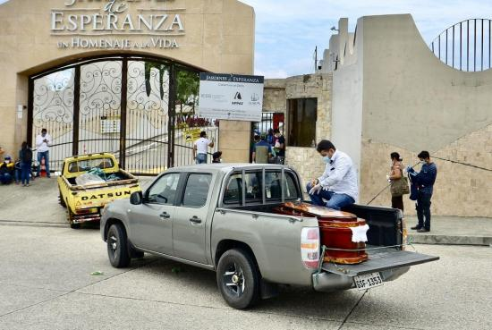 Hombre dado como muerto es hallado con vida en hospital de Guayaquil