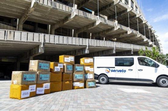 La Fundación Barça dona 50.000 mascarillas a los hospitales catalanes