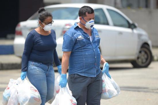 Este sábado 2 de mayo hay restricción vehicular en todo el Ecuador