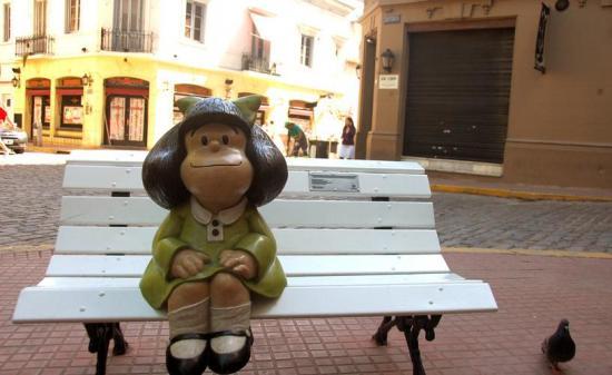 Mafalda y otros personajes argentinos enseñan hábitos para prevenir COVID-19