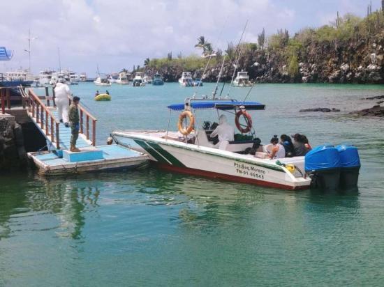 Más de 600 tripulantes confinados en barcos en Galápagos, 51 con coronavirus