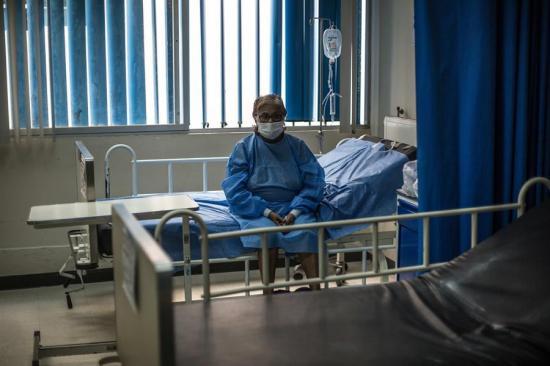 Dejar la UCI es solo el primer paso para los pacientes graves de coronavirus Covid-19