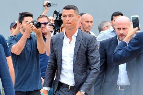 El COVID-19 complica la vuelta de Cristiano Ronaldo a Italia