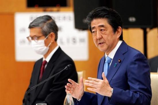 Japón extiende alerta sanitaria y se prepara para 'nuevo estilo de vida'
