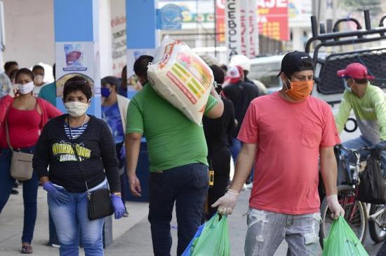 Todos los cantones de Manabí seguirán con 'semáforo en rojo' ante el coronavirus Covid-19