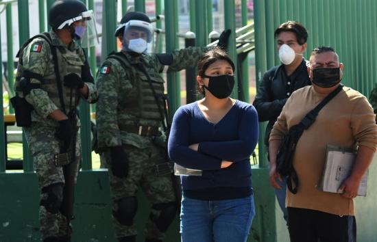 Ecuador y otros seis países duplican sus casos de Covid-19 en 4 días o menos, advierte la OPS