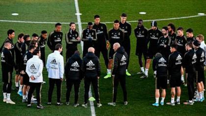 El Real Madrid comenzará el lunes con entrenamientos individuales