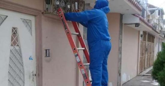 MANABÍ: Desde hoy se retoma la lectura de los medidores de luz