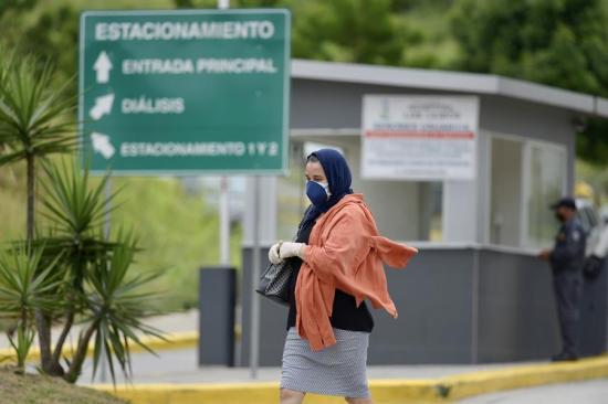 El 32% de la población de Guayaquil está contagiado de coronavirus Covid-19