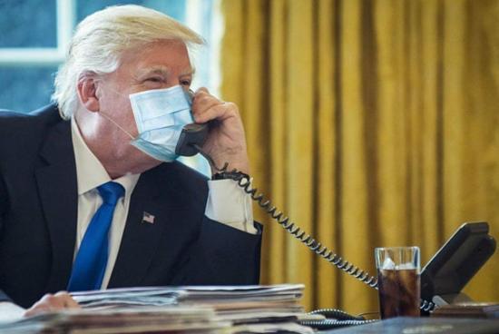 Donald Trump ordena test diarios de Covid-19 en la Casa Blanca tras contagio de asistente