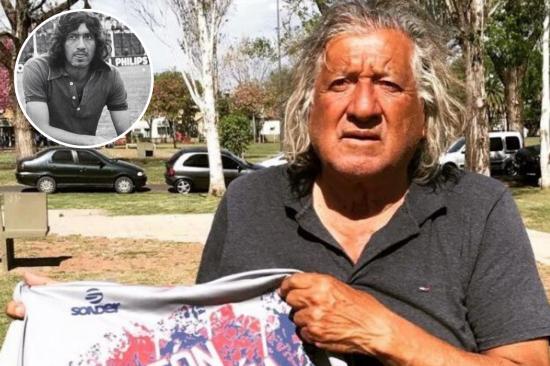 El exfutbolista argentino 'Trinche' Carlovich está en coma inducido tras ser asaltado