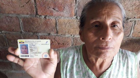 Registro Civil 'resucita' a manabita que había dado por muerta