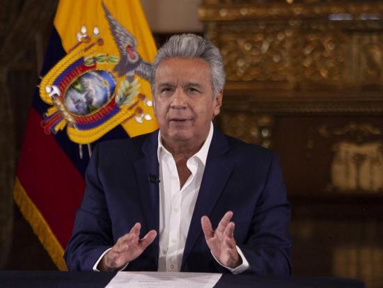 Ecuador recibe créditos por $1.400 millones para reactivar la economía ante el Covid-19