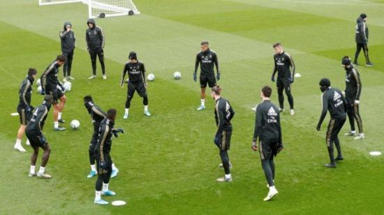 El Real Madrid volverá a los entrenamientos el 11 de mayo