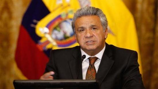 Presidente, vicepresidente y ministros de Ecuador recibirán la mitad de sus sueldos