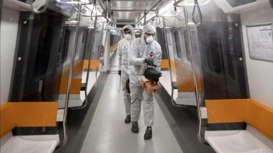 Un centenar de muertos, estrago de la pandemia en transporte de Nueva York