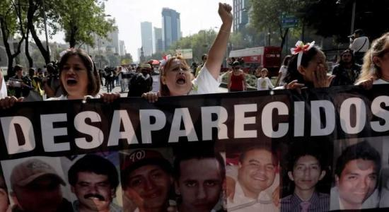 La ONU pide a México continuar la búsqueda de desaparecidos pese a  pandemia
