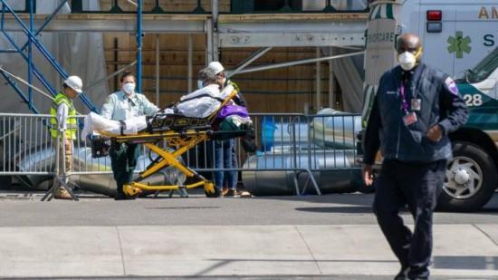 América rompe récords con más 1,7 millones de casos y 80.000 muertos en EEUU