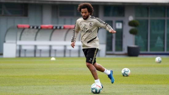 El Real Madrid vuelve a los entrenamientos tras dos meses de pausa