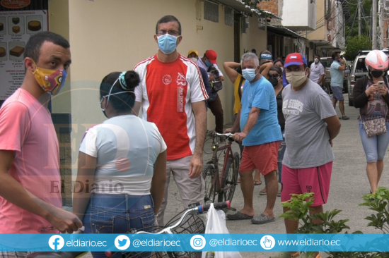 Manabí es la novena provincia de Ecuador con más casos de Covid-19 y la tercera en muertes