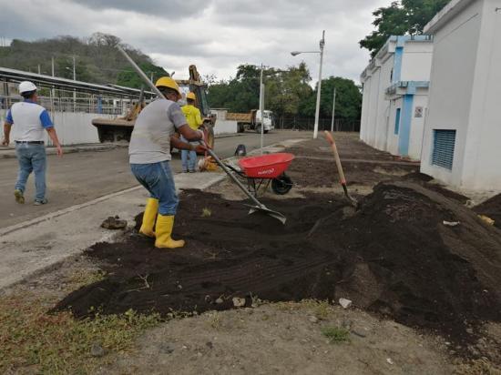 El miércoles habrá restricción de agua potable en Portoviejo