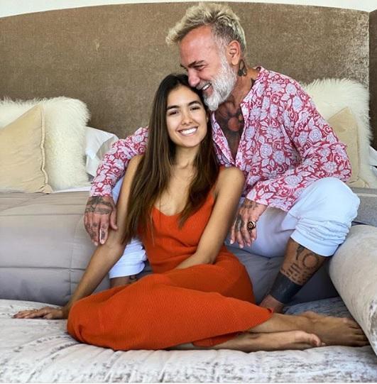 El millonario italiano Gianluca Vacchi se convertirá en padre a los 53 años