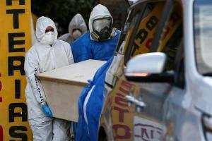 Ecuador registra 30.419 contagiados y 2.327 fallecidos por coronavirus