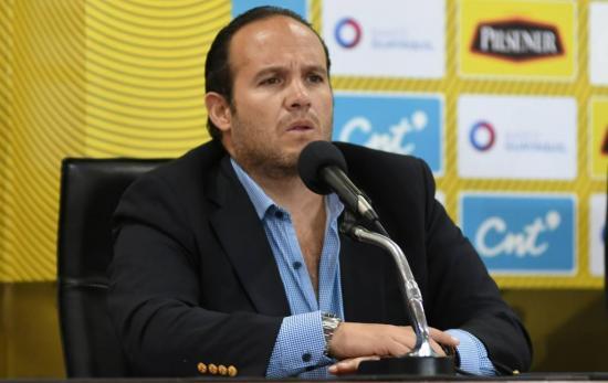 Francisco Egas desiste de recurso legal contra el directorio de FEF, que ahora dirige Jaime Estrada