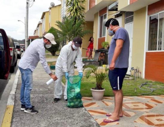En Manabí más de $24.000 se han vendido en canastas agrícolas
