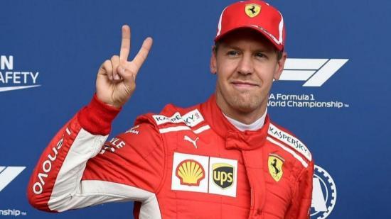 El piloto Sebastian Vettel confirma su salida de la escudería Ferrari