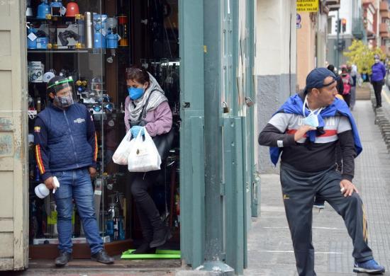 Ecuador registra 31.467 casos de Covid-19 y 2.594 fallecidos