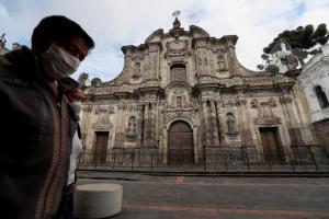 Ecuador reporta 2.688 muertos y 32.723 contagiados por coronavirus