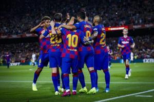 FC Barcelona anuncia que domina la liga de las redes sociales en el confinamiento