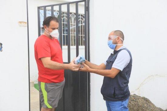 MANABÍ: Citas médicas del IESS son atendidas por videollamadas