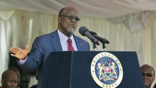 Presidente de Tanzania asegura que su hijo se sanó del COVID-19 con limones y jengibre