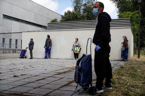 España registra 87 nuevas muertes por coronavirus, la cifra más baja en dos meses