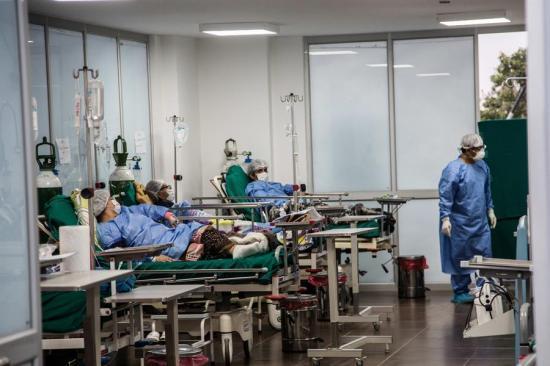 En Lima ya se selecciona a qué pacientes de Covid-19 dar asistencia, revela especialista
