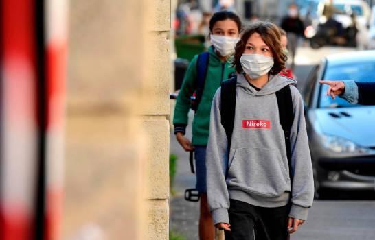 Países de la UE que han abierto colegios no han notado más contagios de COVID-19